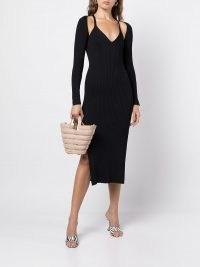 Cult Gaia Laszlo mini crossbody bag | small chic handbags | semi sheer bags