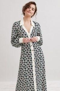 Fresha Mercedes Dress   retro floral shirt dresses