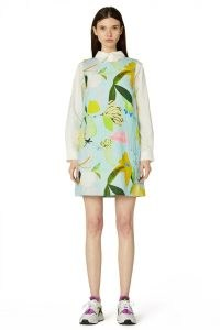 Kaitlin Johnson x Gorman LUSH SHIFT DRESS – sleeveless floral print silk linen dresses